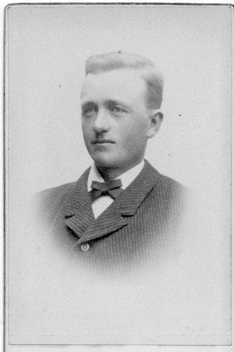 Hans Hansson Stockholm 1891