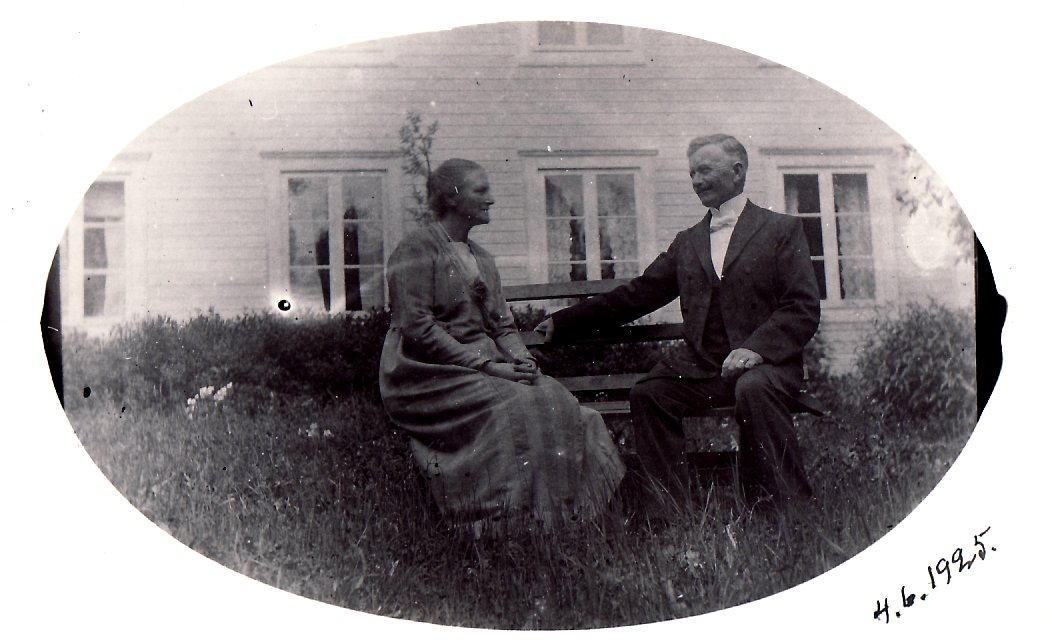 Hans and Karin 1925