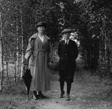 Karin o Martin 1 aug 1920