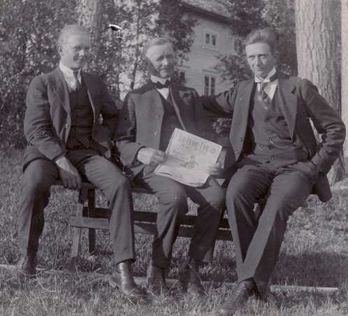 Martin, Hans and Joe 1926