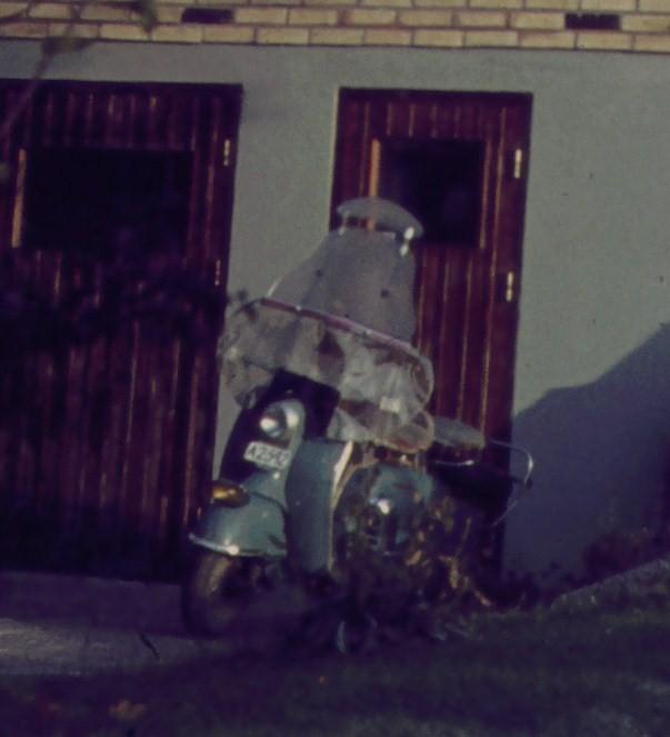 NSU-skotern år 1964 Sunnersta