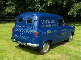 Ford Thames Van -54
