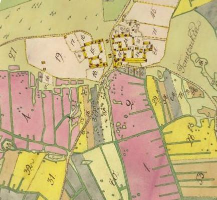 Hagsta by år 1763