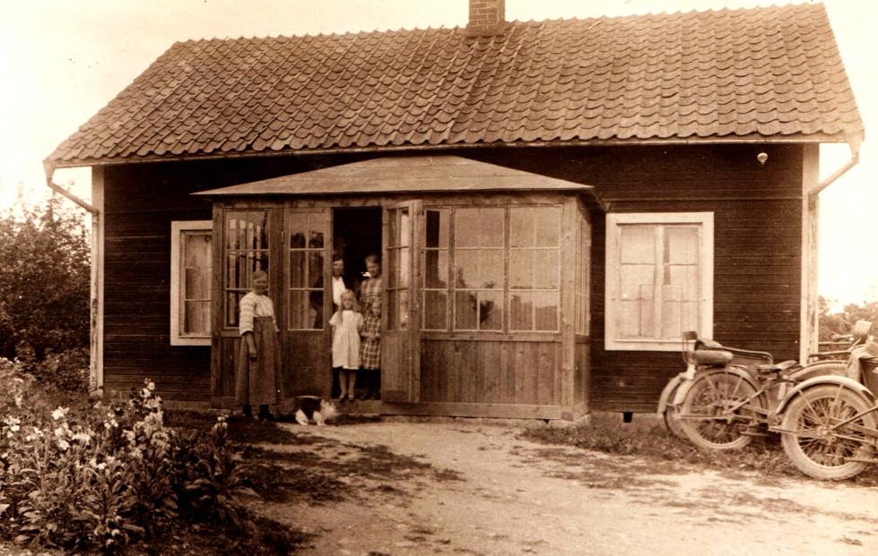 Farfarsstugan omkr 1920?