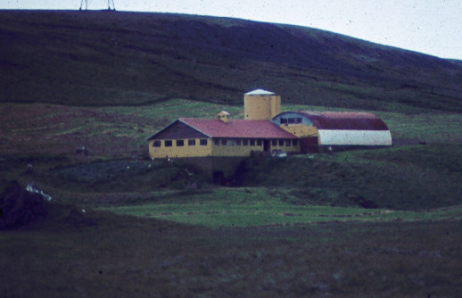 Mjölklagård