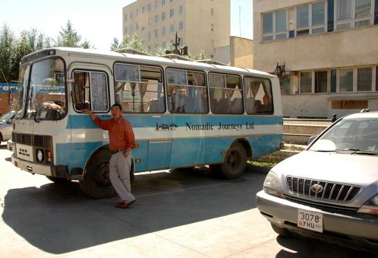 Gaz buss