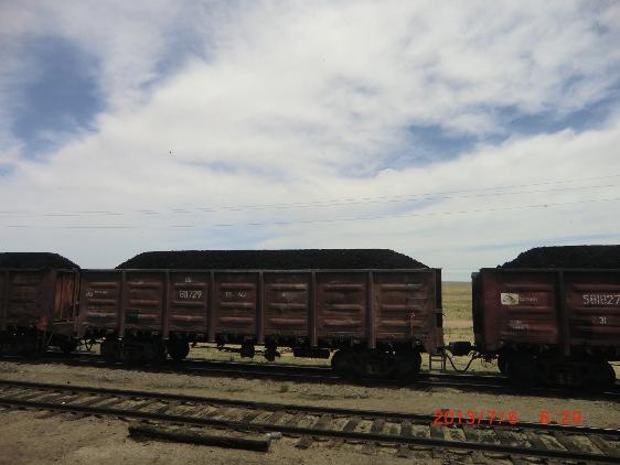 Från kolgruvan