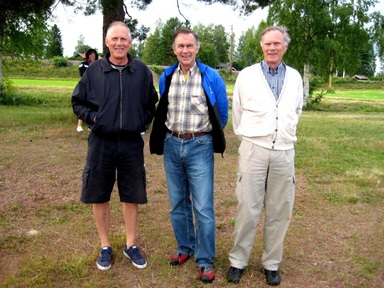 Bo, Bengt och Karl-Erik