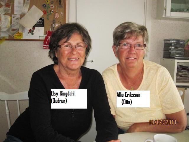 Elsy och Allis