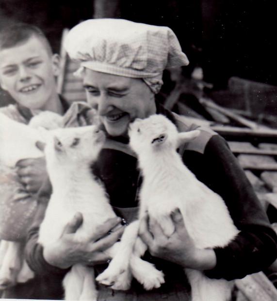Karin och Sven 1961