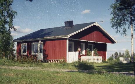 8808Karins undantagshus på Staffans tomt