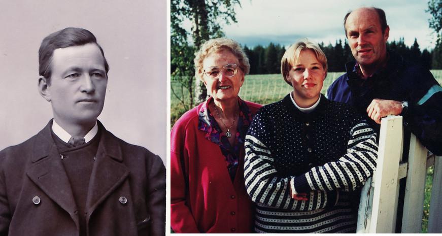 Anders J Hansson, Karin Nilsson, Anna Nilsson, Jan Nilsson