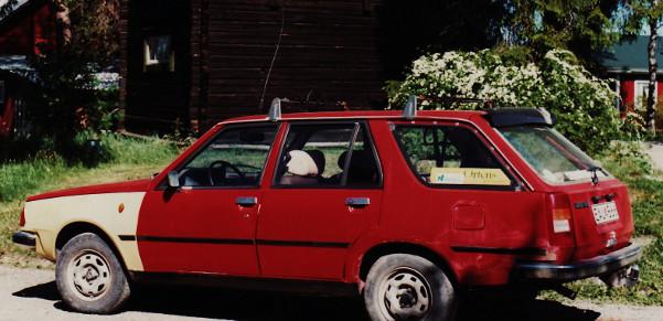 Renault R 18 D 4vx 66 hk