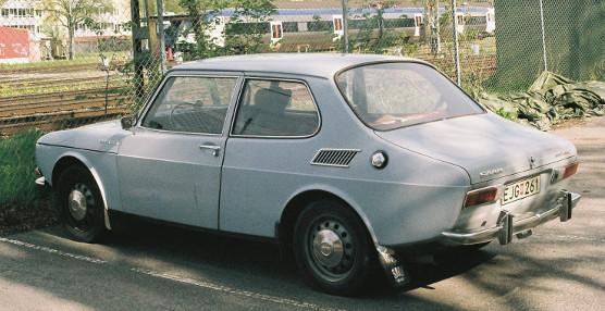 Saab 99 -71 1,85l, 4 vx 85 hk