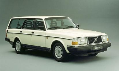 Volvo 245 -86