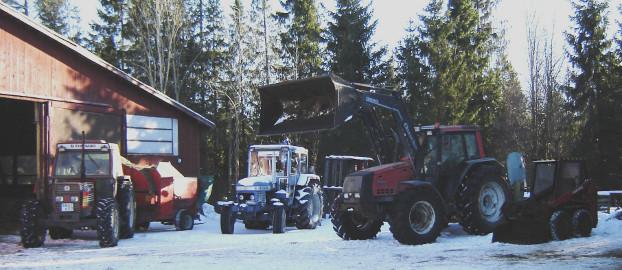 Vinterrustning