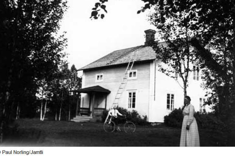 Martin och Karin 1920-08-19