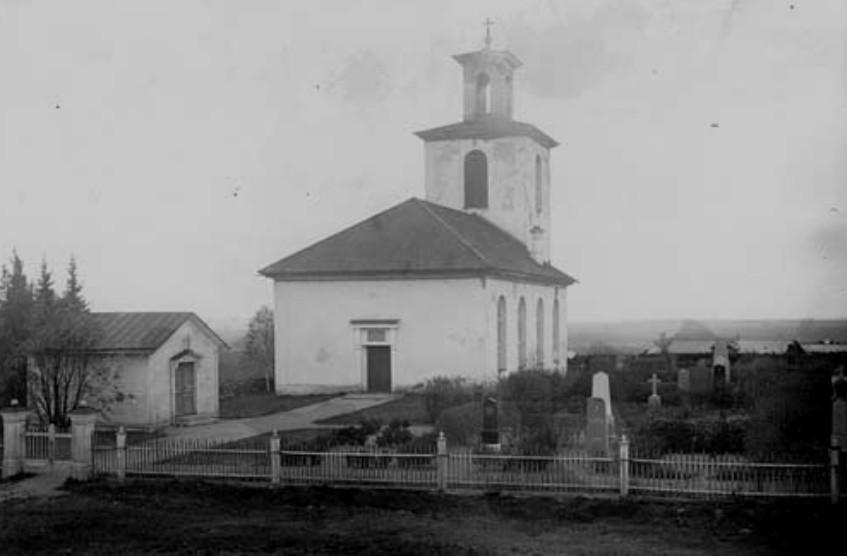 Kyrkan och bårhuset 20-10-03