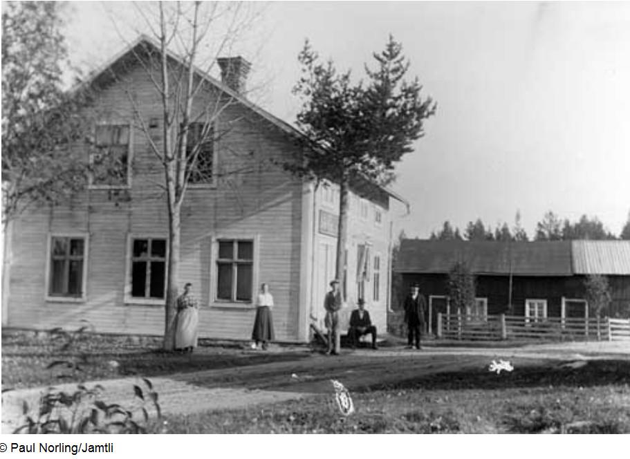 P O Lindbergs affär 1920-09-26