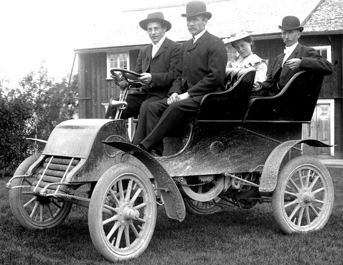 Cadillac 1904 års