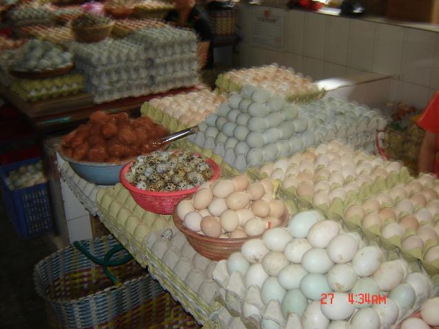 Kinamat ägg 2010