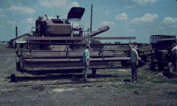 Sovjetskörd Ukraina 1967