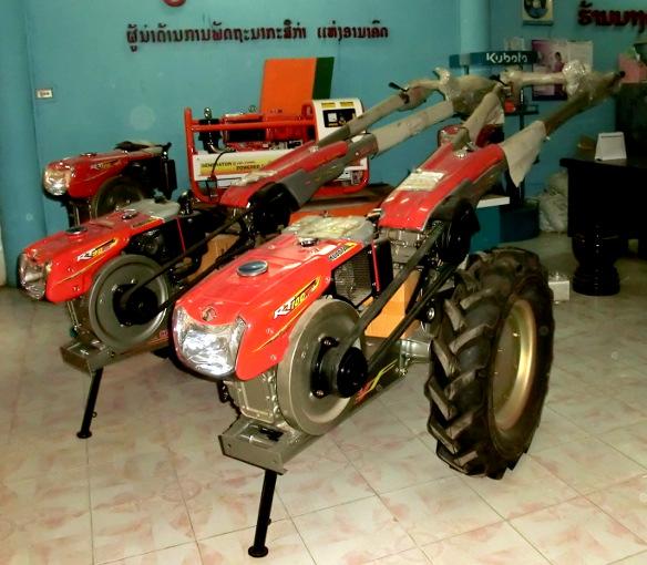 Nya 2-hjulingar