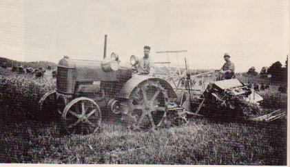 Självbindare 1930-60