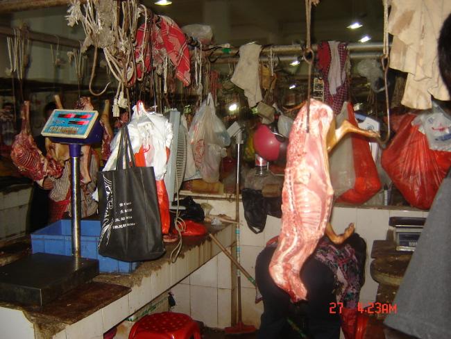 Kinamat spädgris 2010