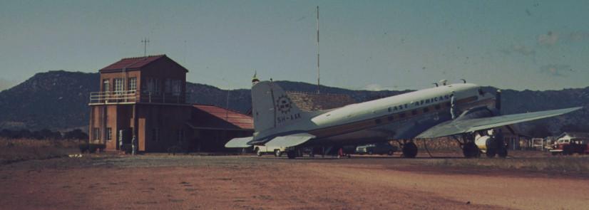 Iringa airport