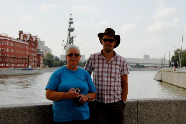 Vid Moskvafloden