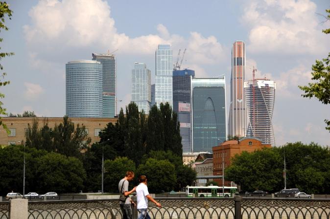Moderna Moskva